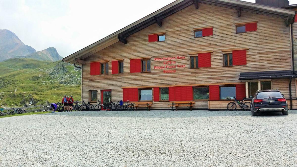 6. Etappe Mayrhofen - Pfitschtal
