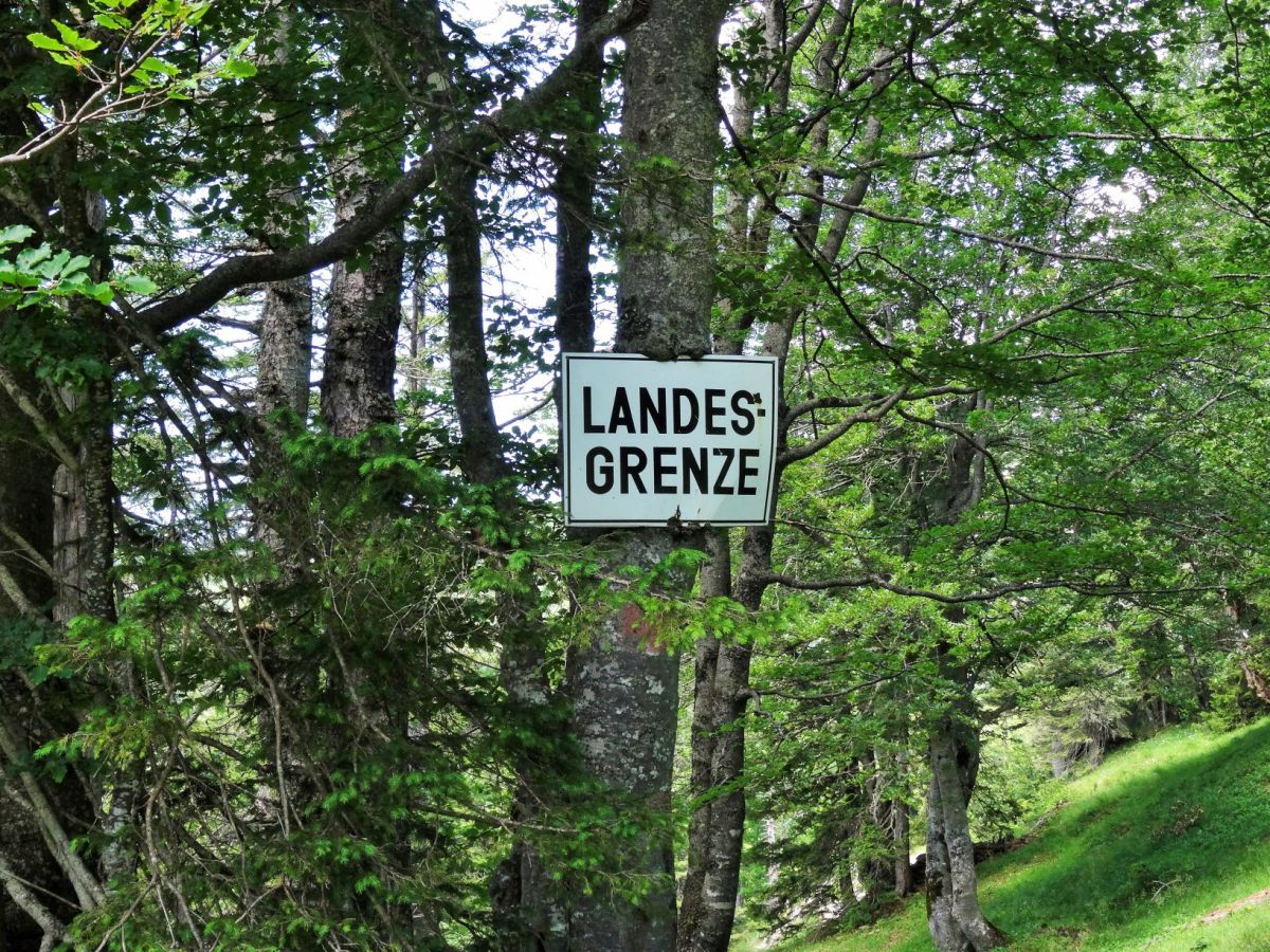 2. Etappe Wildbad Kreuth - Achenkirch