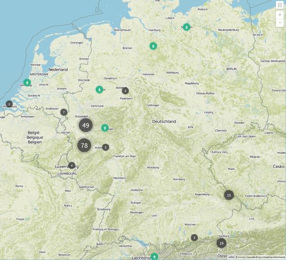 (Übersichtskarte bei Karte bei www.komoot.de)
