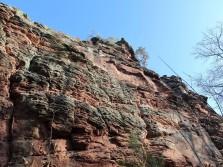 Wanderung zur Burg Trifels