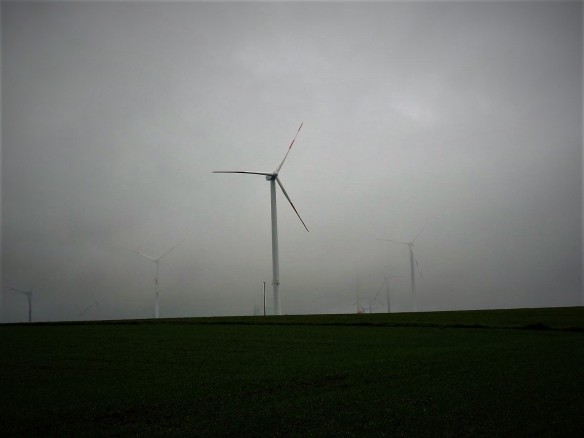 Windpark Schöneseiffen