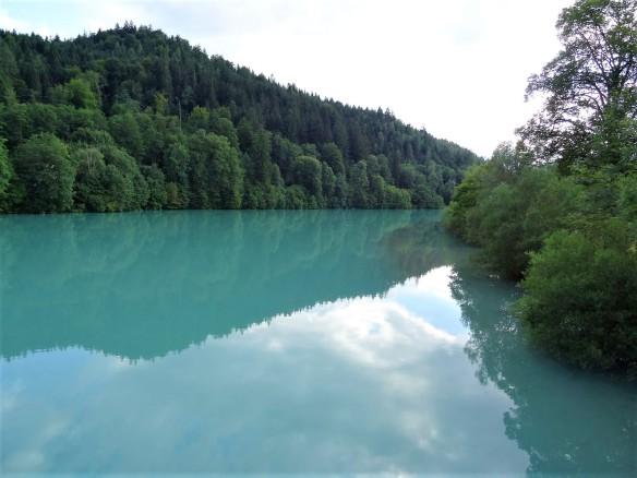 Lech in Füssen