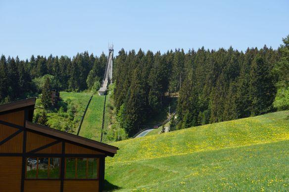 Adlerschanze Schönwald